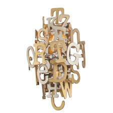 Media 2 Light Wall Sconce