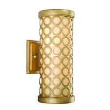 Bangle 2 Light Outdoor Sconce
