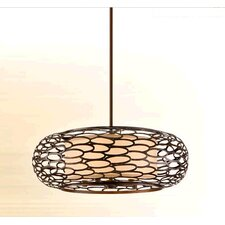 Cesto 5 Light Drum Pendant