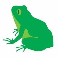 Seria della Natura La Rana Frog 1976 Silkscreen Graphic Art