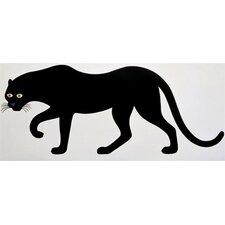 "Art Edition ""Quattro, La Pantera"" The Panther Graphic Art"
