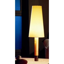 "Basica 12.5"" H Table Lamp with Empire Shade"
