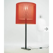 Moare Floor Lamp Graphite Base
