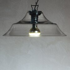 Orientale 1 Light Bowl Pendant