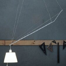 Machina Minima 1 Light Schoolhouse Pendant