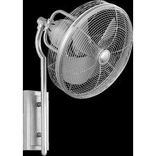 """Veranda 16"""" Oscillating Wall Fan"""