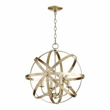 Celeste 4 Light Mini Chandelier