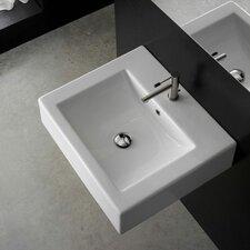 Single Hole Bathroom Sink