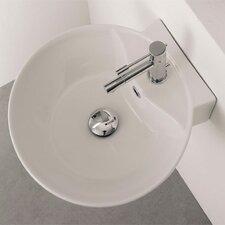 Sfera Wall Mounted Bathroom Sink