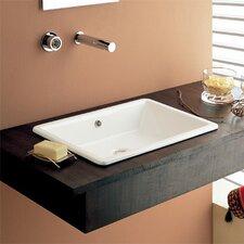 Gaia Built-In Bathroom Sink
