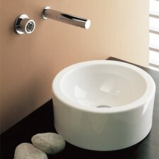 Giove Above Counter Bathroom Sink