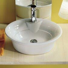Sax Above Counter Single Hole Bathroom Sink