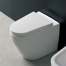 Tizi Floor Mounted Elongated 1 Piece Toilet