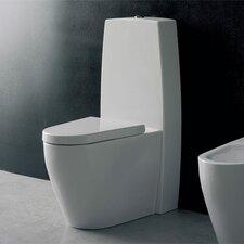 Tizi Floor Toilet Tank Only