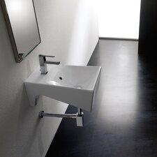 Bijoux Wall Mount Bathroom Sink