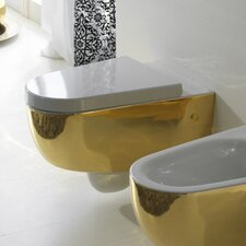 Tizi Wall-Hung Elongated 1 Piece Toilet