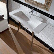 Butterfly Bathroom Sink