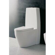 Tizi Chromed Kit Toilet Seat Cover