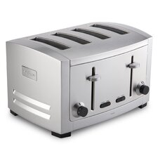 Electrics 4-Slice Toaster