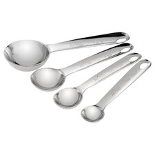 4 Piece Measuring Spoon Set