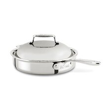 D7 3-qt. Roasting Pan with Lid