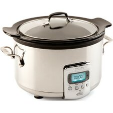 4-Quart Ceramic Slow Cooker