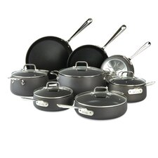 13 Piece Non-Stick Cookware Set