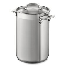 Stainless Steel 3.75-qt. Asparagus Multi-Pot with Insert