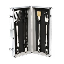 5 Piece Barbecue Tool Set