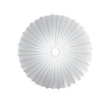 Muse 1 Light Blanco Ceiling Light (E26 Fluorescent)