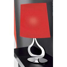 Slight Table Lamp with Empire Shade
