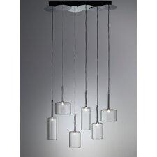 Spillray 6 Light Chandelier