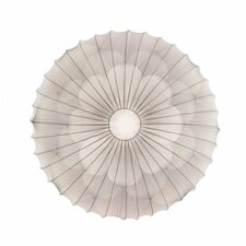 Muse Flower 3 Light Ceiling Light (E26 Fluorescent)