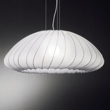 Muse 1 Light Inverted Pendant