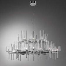 Spillray 30 Light Crystal Chandelier