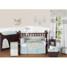 Hayden 9 Piece Crib Bedding Set
