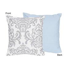 Avery Cotton Throw Pillow