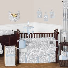 Avery 9 Piece Crib Bedding Set