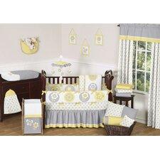 Mod Garden 9 Piece Crib Bedding Set