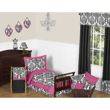Isabella 5 Piece Toddler Bedding Set