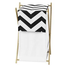 Chevron Laundry Hamper