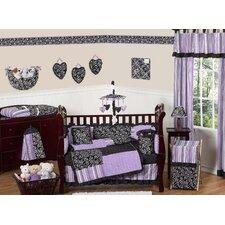 Kaylee 9 Piece Crib Bedding Set
