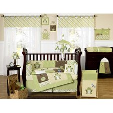 Leap Frog 9 Piece Crib Bedding Set