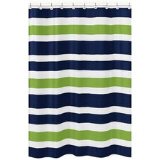 Brushed Microfiber Shower Curtain