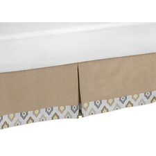 Safari Outback Queen Bed Skirt
