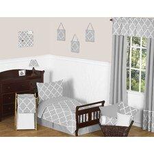 Trellis 5 Piece Toddler Bedding Set