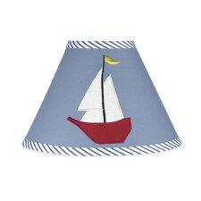 "10"" Come Sail Away Empire Lamp Shade"