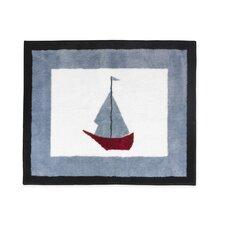 Come Sail Away Area Rug