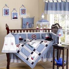 Come Sail Away 9 Piece Crib Bedding Set