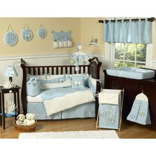 Go Fish 9 Piece Crib Bedding Set